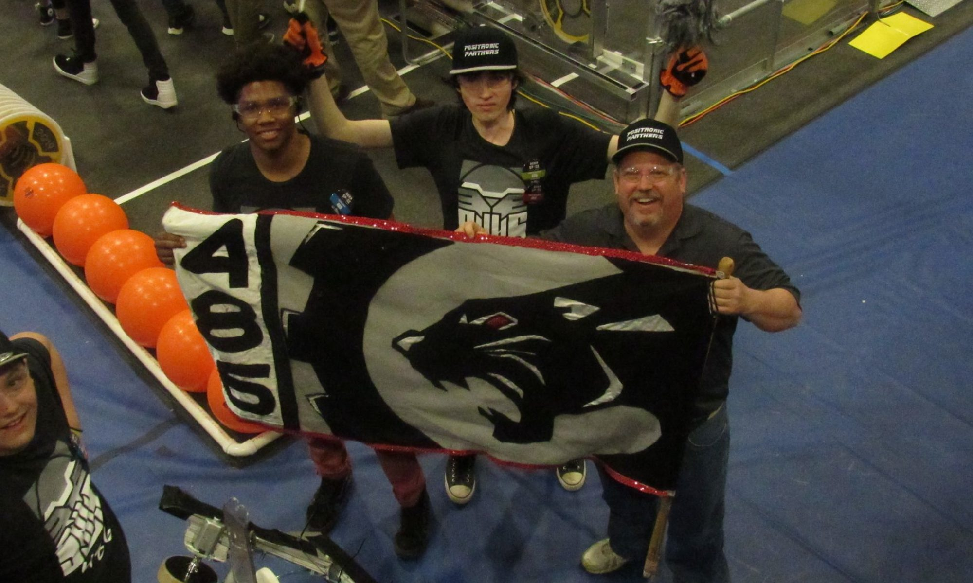 FRC Team 486 - Positronic Panthers